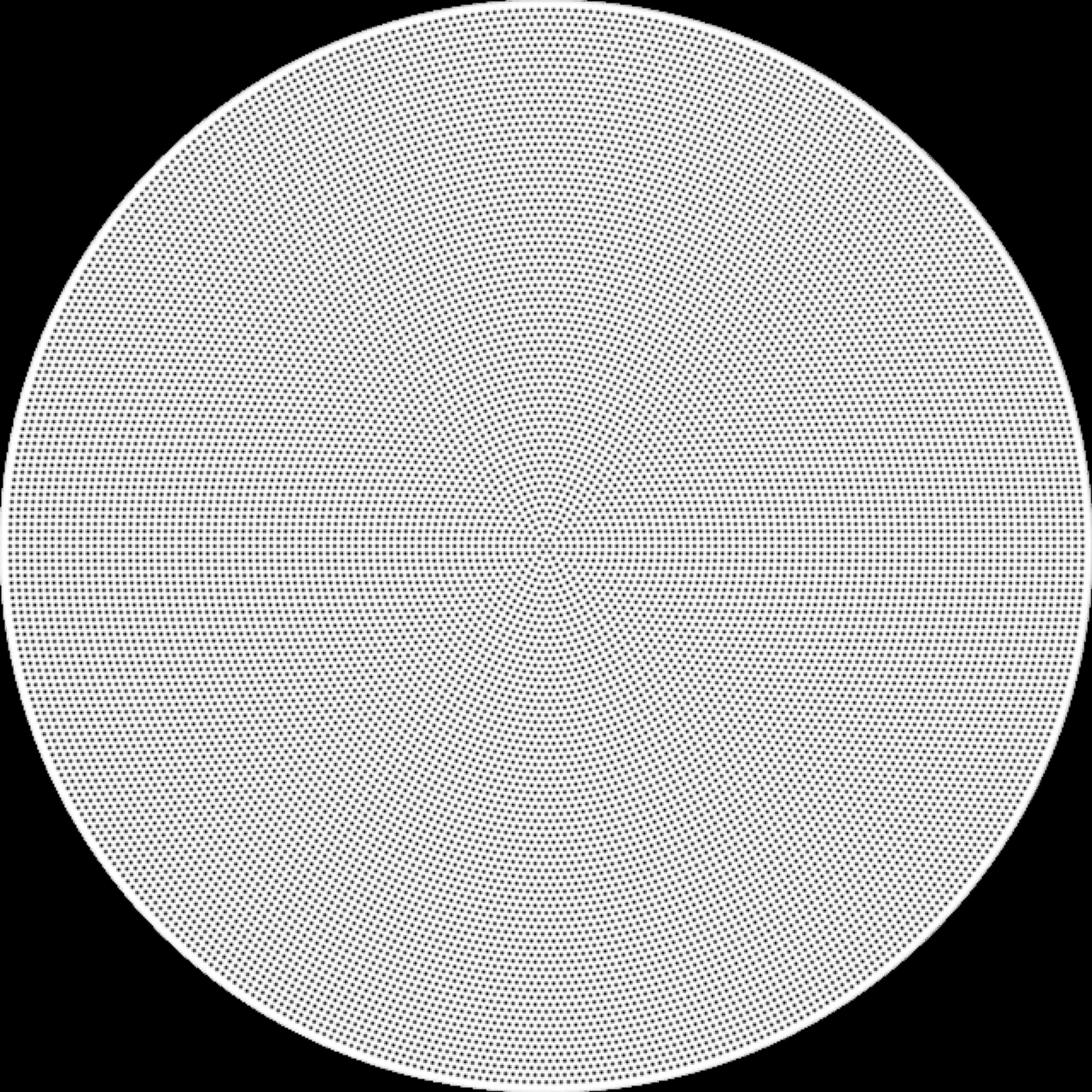 Ceiling格栅圆形替换件