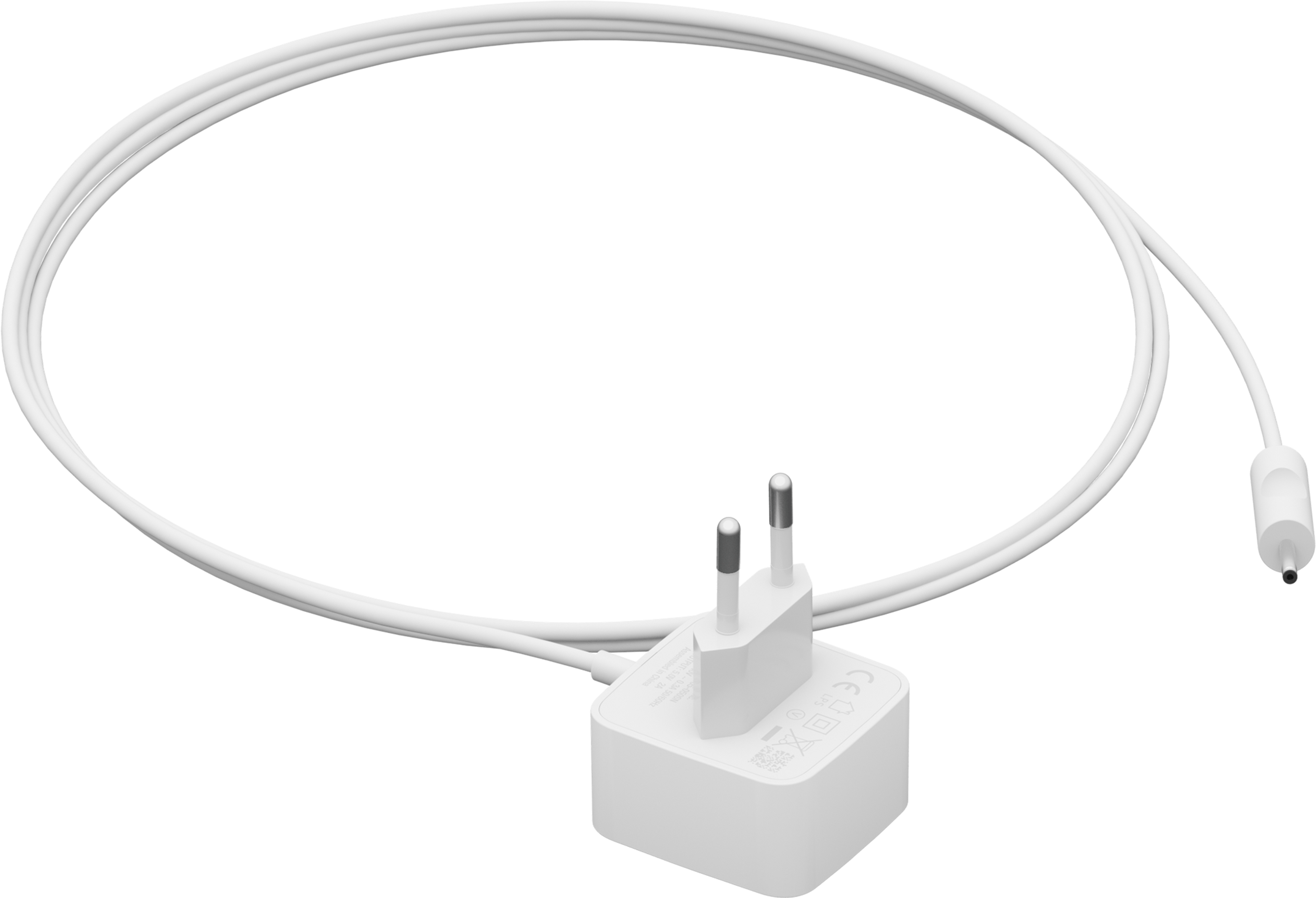 Boost power adapter white