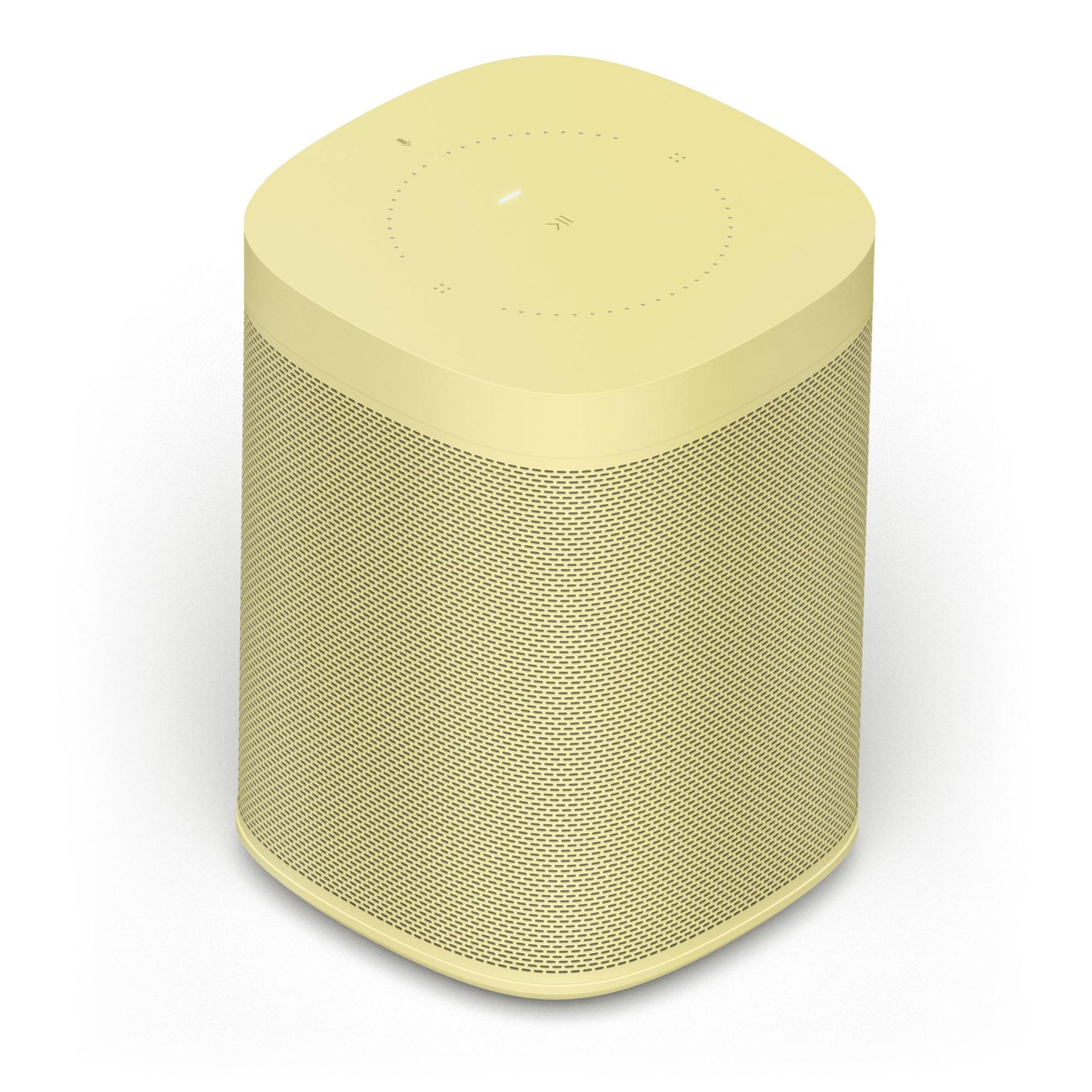 HAY Sonos One limited edition yellow