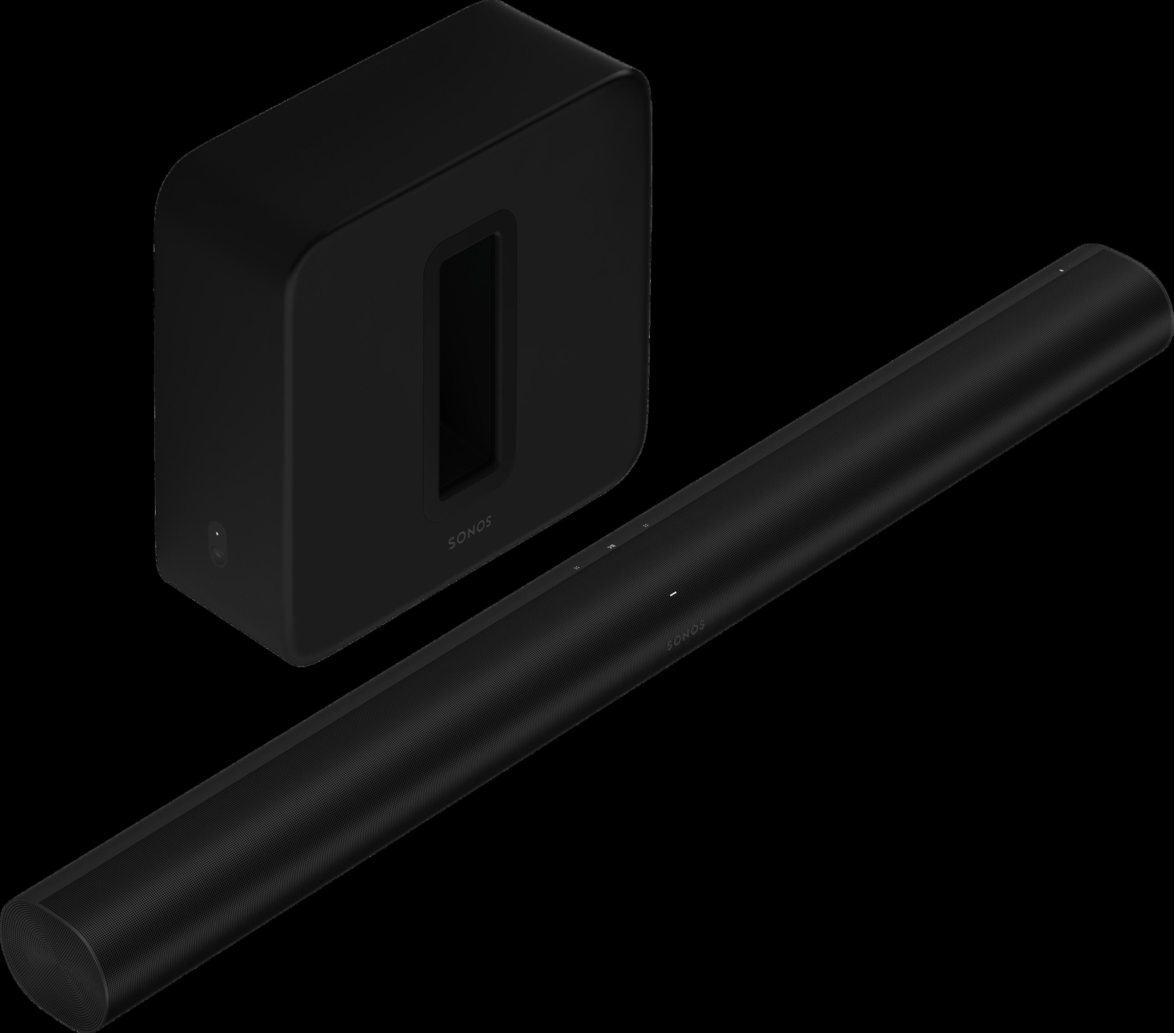 Arc with Sub black