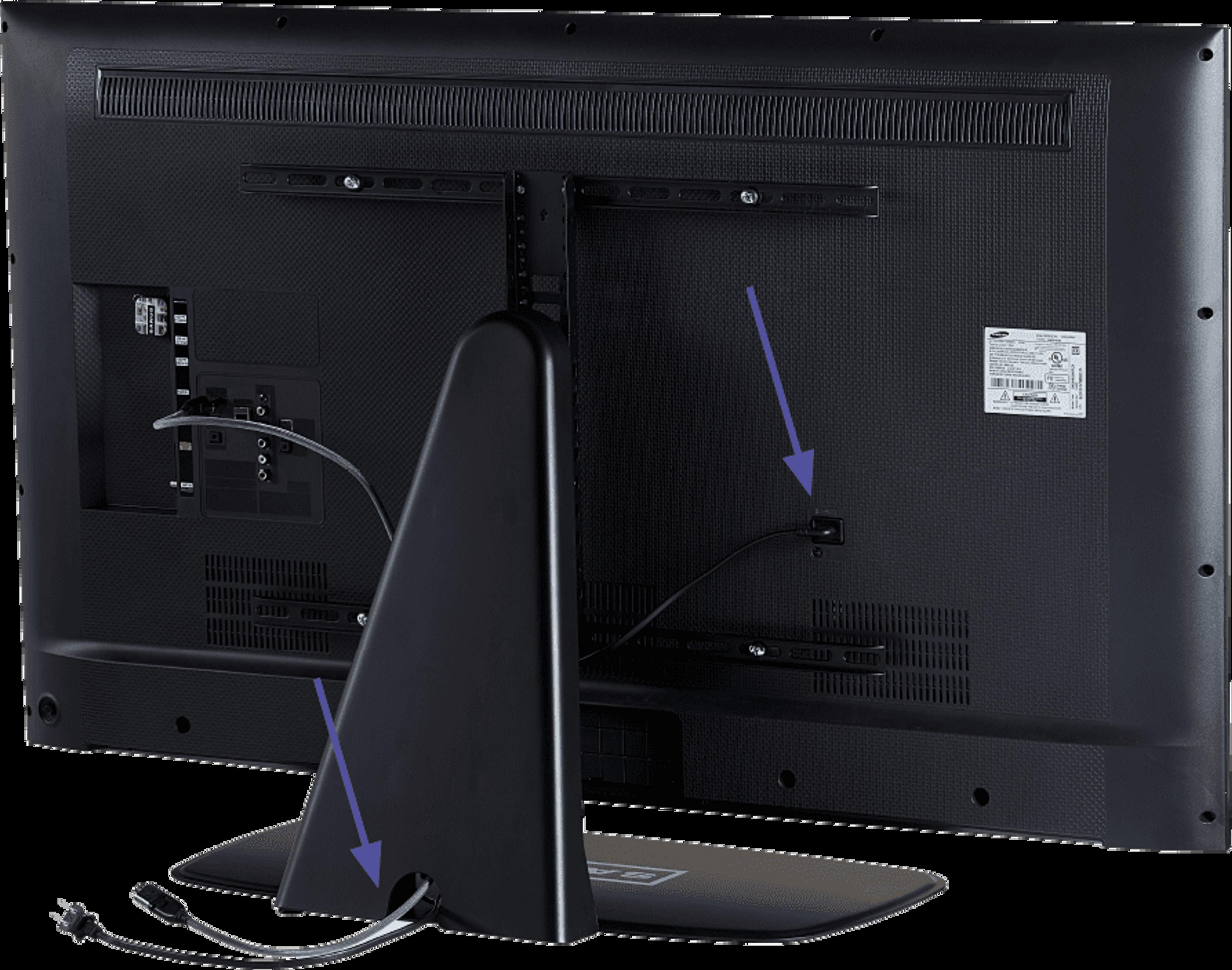 Sanus Mount for Playbase back black