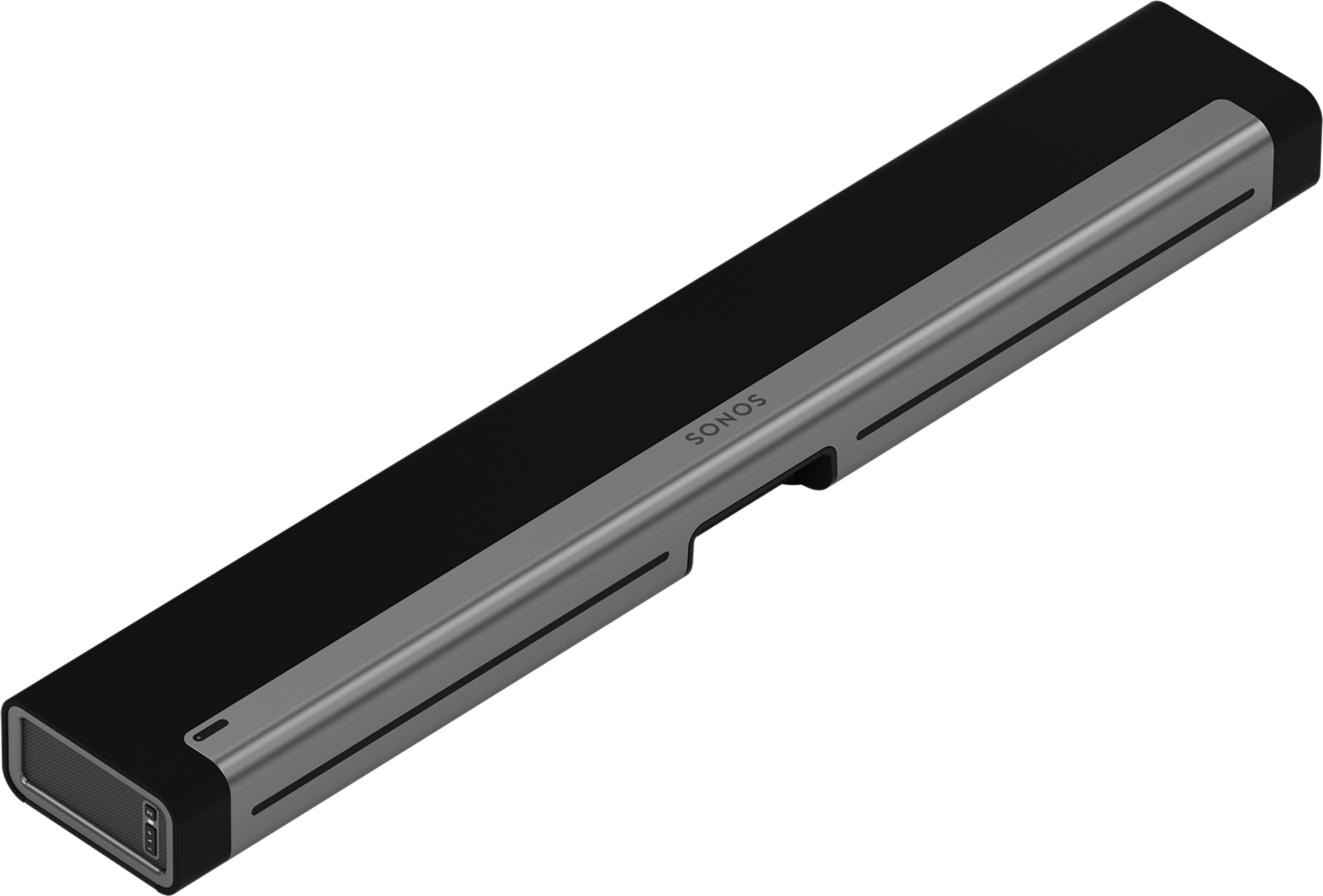 Playbar voorkant hoek