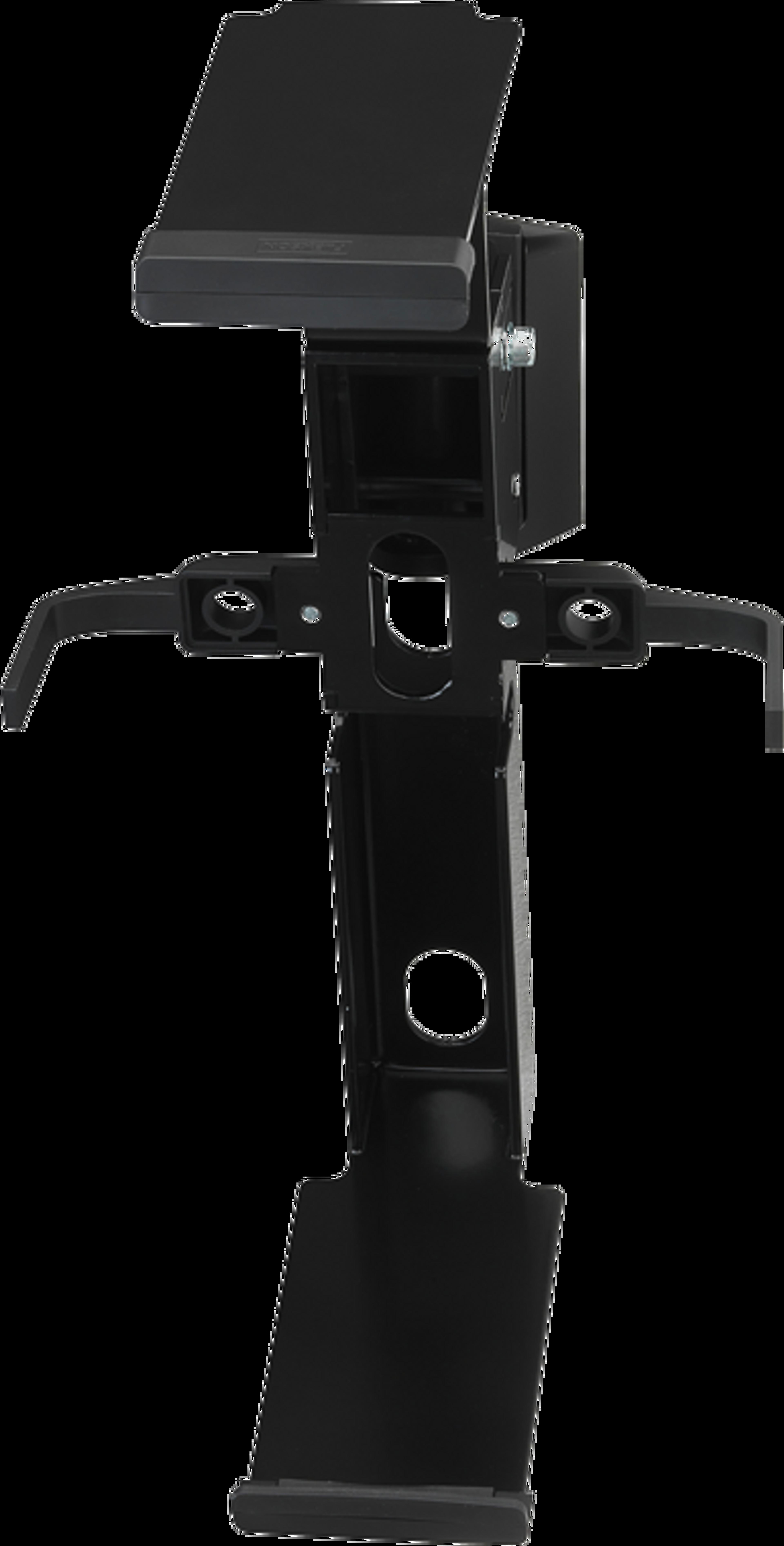Flexson Mount Five vertical empty black