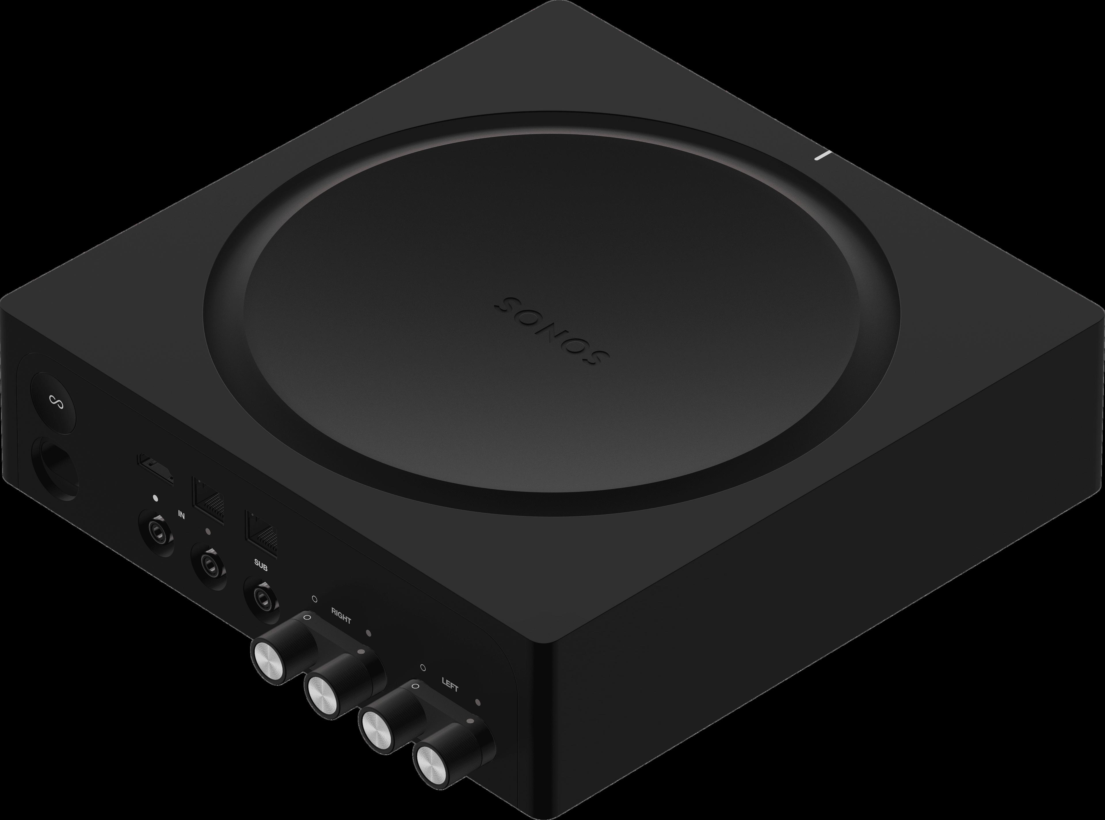 Sonos Amp - profil arrière