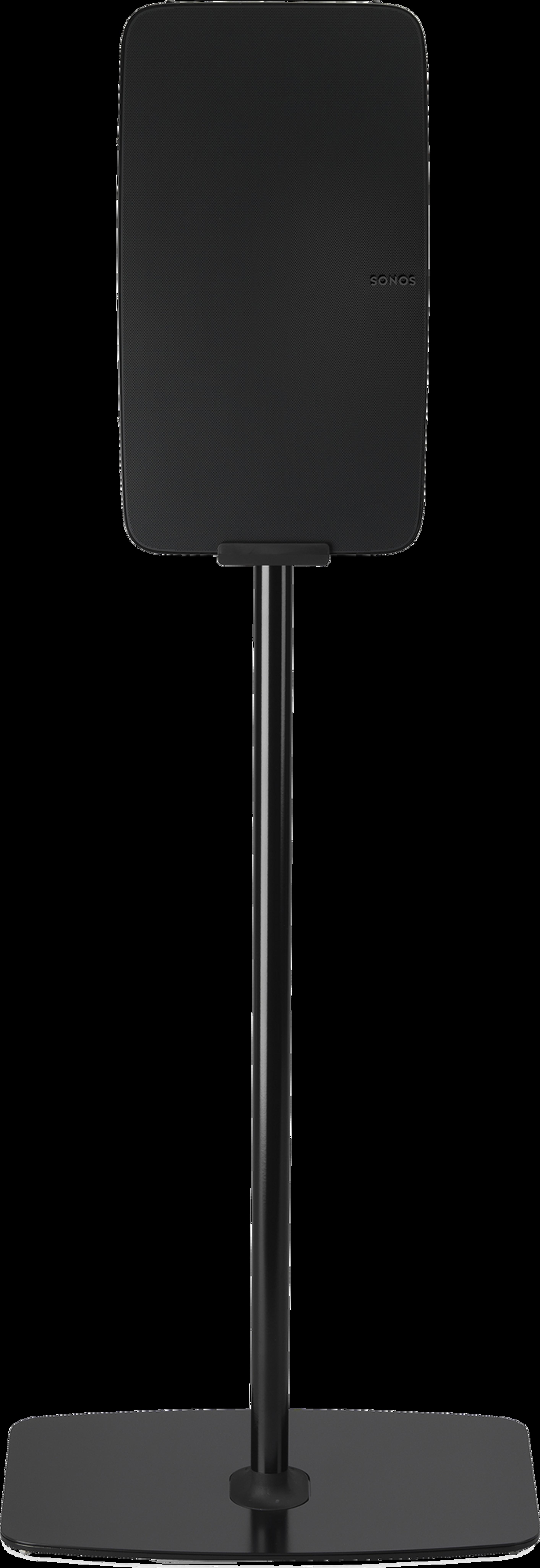 Pied d'enceinte Flexson pour Sonos Five noir - vertical