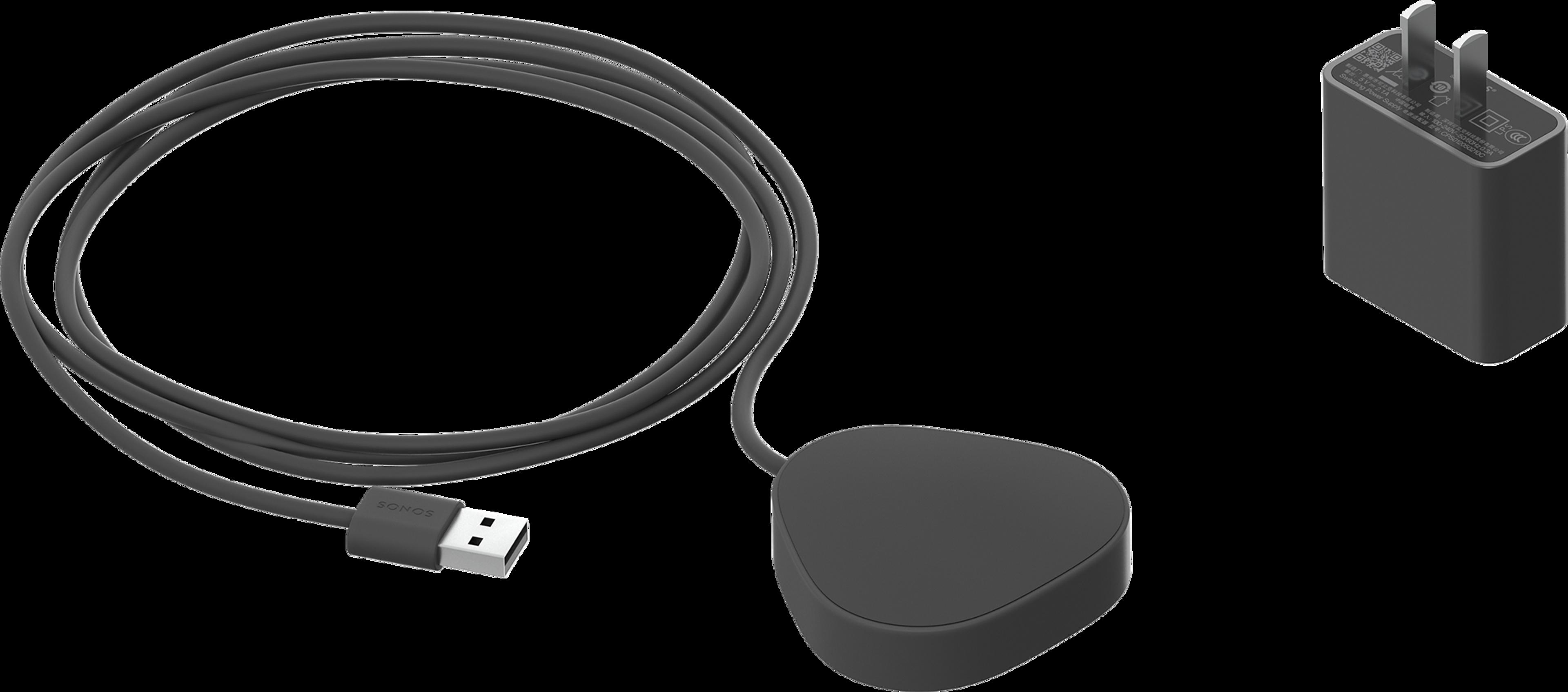 Roam无线充电器Shadow Black