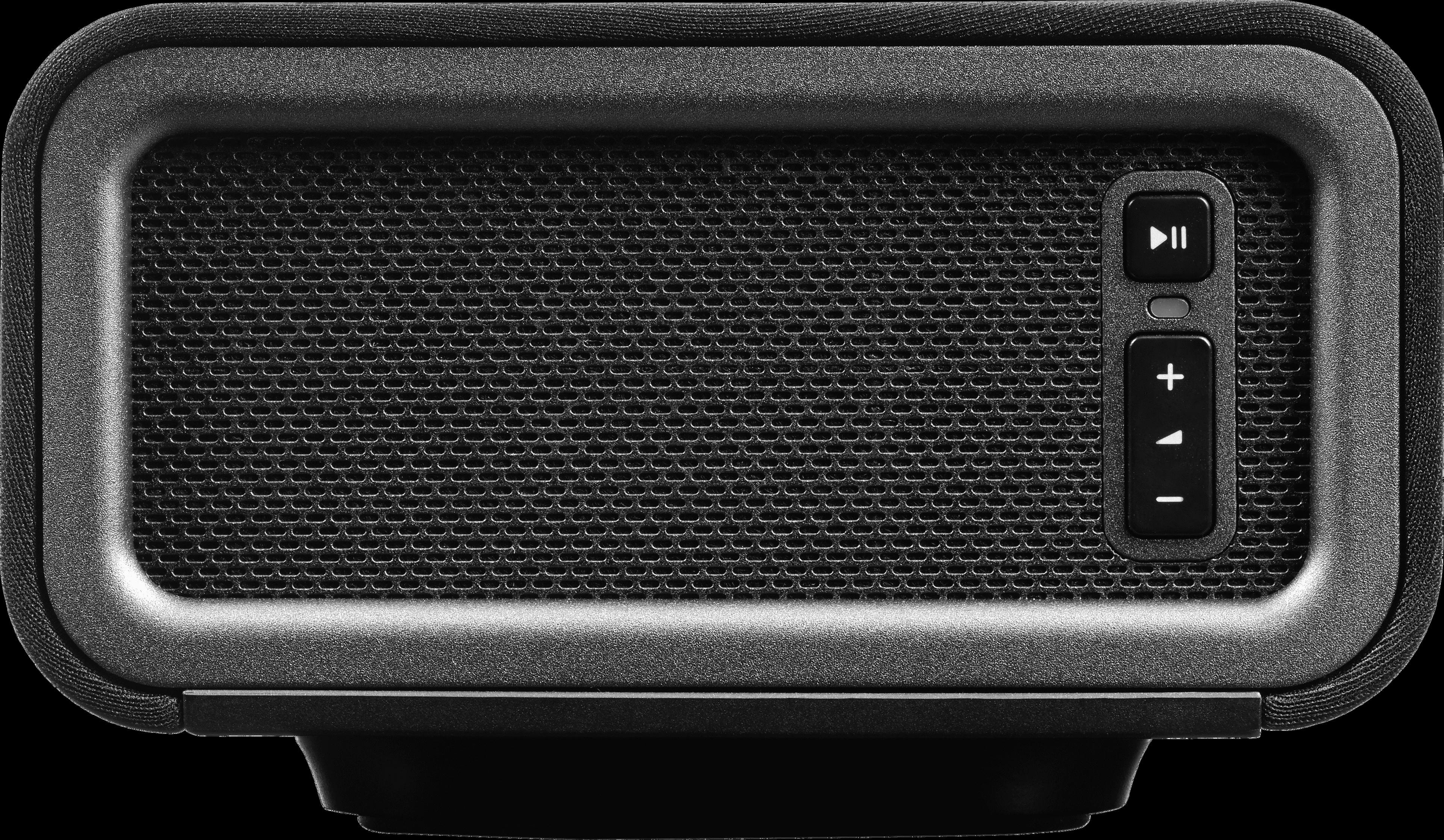 Sonos Playbar - commandes latérales